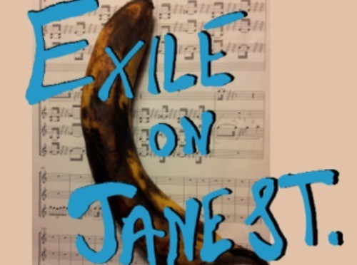 """Guest on Podcast """"Exile on Jane St."""""""